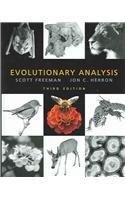 9780131063303: Evolutionary Analysis