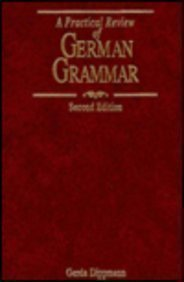 9780131064935: Practical Review of German Grammar