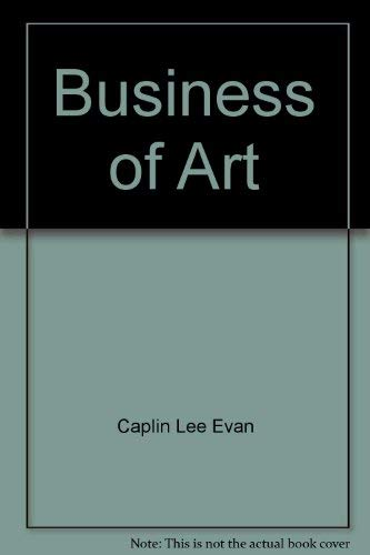 9780131065000: Business of Art