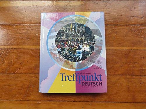 9780131066915: Treffpunkt Deutsch: Grundstufe