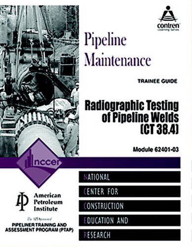 9780131068001: 62401-03 Radiographic Testing of Pipeline Welds