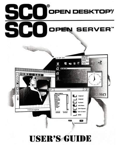 9780131068162: SCO Open Desktop/SCO Open Server User's Guide