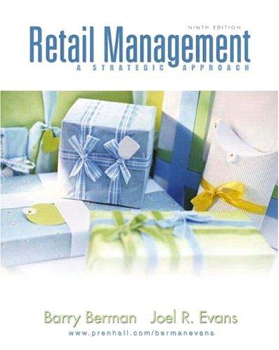 9780131070691: Retail Management: A Strategic Approach