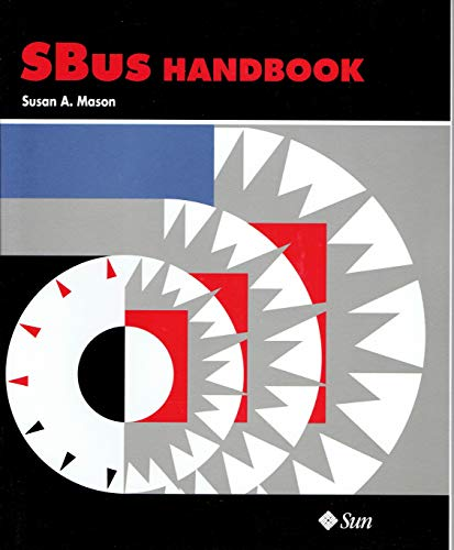 9780131072107: SBus Handbook (SBus/SCSI developer's kit)