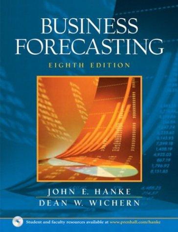 9780131073852: Business Forecasting