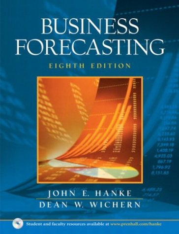 9780131073852: Business Forecasting and Student CD Package (8th Edition)