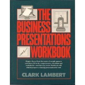 9780131074675: The Business Presentations Workbook