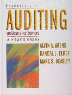 9780131079045: Essentials of Auditing and Assurance Services: An Integrated Approach with the Enron Collapse
