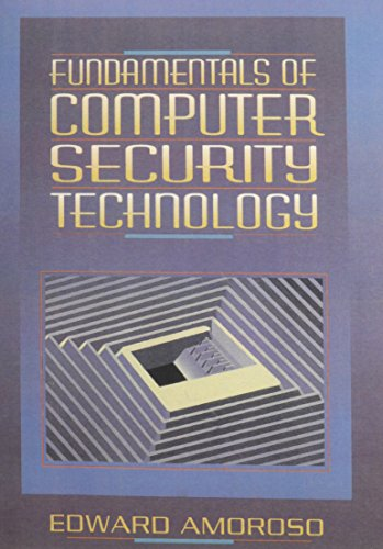 9780131089297: Fundamentals of Computer Security Technology