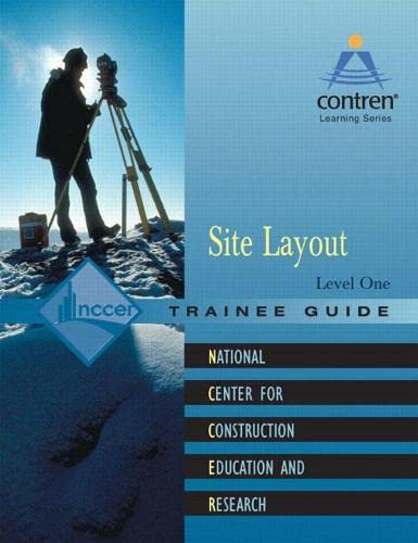 9780131091733: Site Layout Level 1 Trainee Guide, Paperback