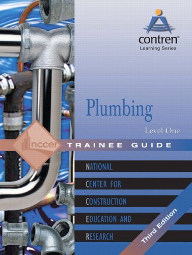 9780131091788: Plumbing Level 1 Trainee Guide, Paperback, 2005 Revision (3rd Edition)