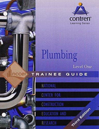 Plumbing Level 1 Trainee Guide, 3e, Looseleaf: NCCER