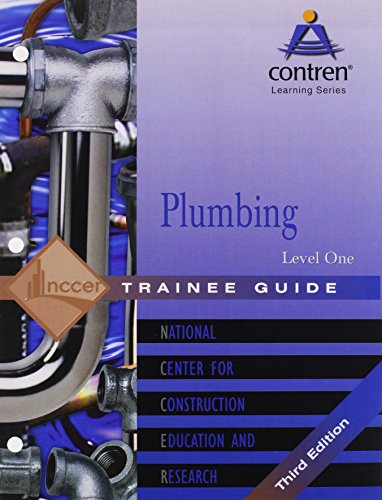 9780131091795: Plumbing Trainee Guide, Level One (Contren Learning)