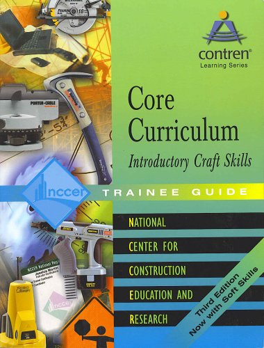 9780131091870: Core Curriculum Introductory Craft Skills