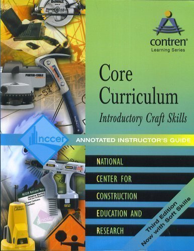 9780131091917: Core Curriculum: Annotated Instructor's Guide