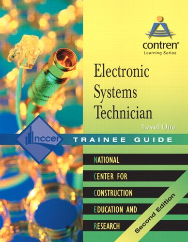 9780131091962: Electronic Systems Technician Level 1 Trainee Guide, 2004 Revision