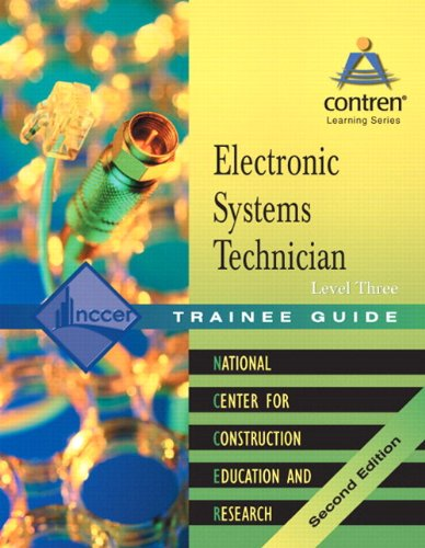 9780131092044: Electronic Systems Technician Level 3 Trainee Guide 2004