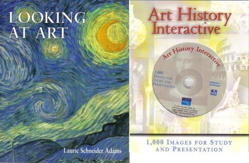 9780131092228: Looking at Art & Art History Interactive