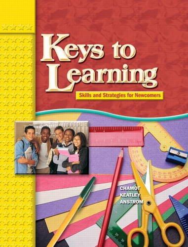 9780131092778: KEYS TO LEARNING AUDIO CASSETTE