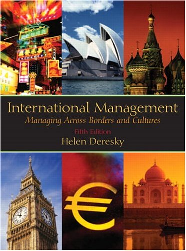 9780131095977: International Management: Managing Across Borders and Cultures: United States Edition