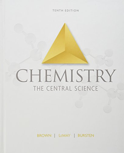 Chemistry: The Central Science, 10th Edition: Theodore E. Brown,