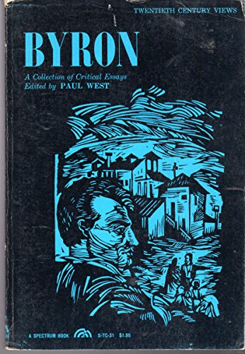 9780131099005: Byron: A Collection of Critical Essays