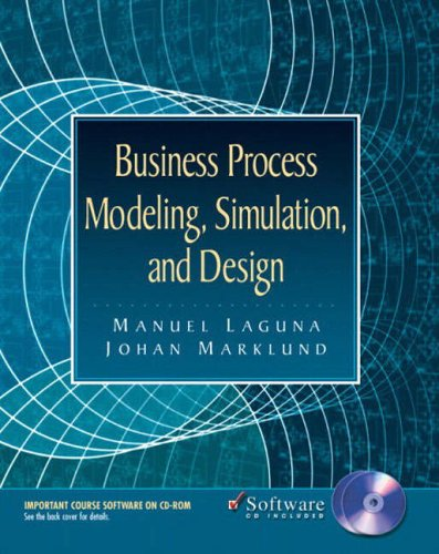 9780131099791: Business Process Modeling, Simulation and Design