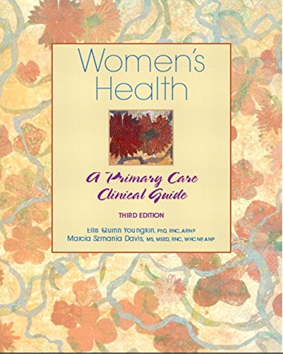 9780131100268: Women's Health: A Primary Care Clinical Guide (3rd Edition)