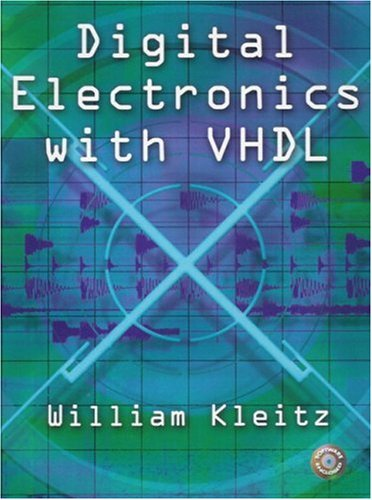 9780131100800: Digital Electronic with VHDL