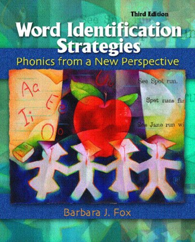 9780131100992: Word Identification Strategies: Phonics From a New Perspective, Third Edition
