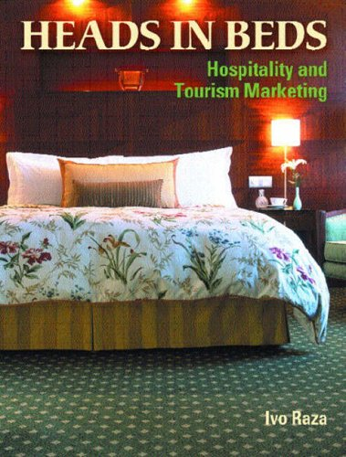9780131101005: Heads in Beds: Hospitality and Tourism Marketing