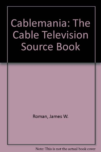 9780131101067: Cablemania: The Cable Television Source Book