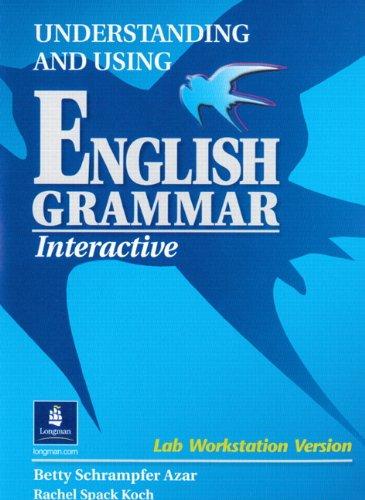9780131101098: Understanding and Using English Grammar: Lab Workstation