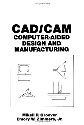 9780131101302: CAD/CAM: Computer-Aided Design and Manufacturing