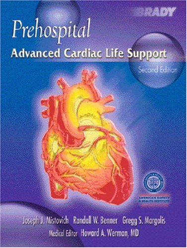 9780131101432: Prehospital Advanced Cardiac Life Support (2nd Edition)