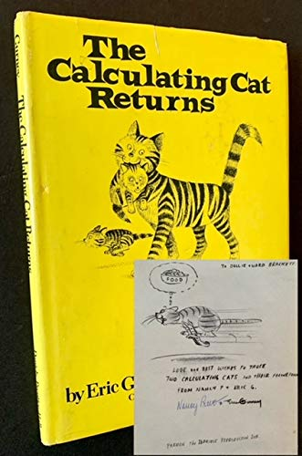 9780131102132: The calculating cat returns