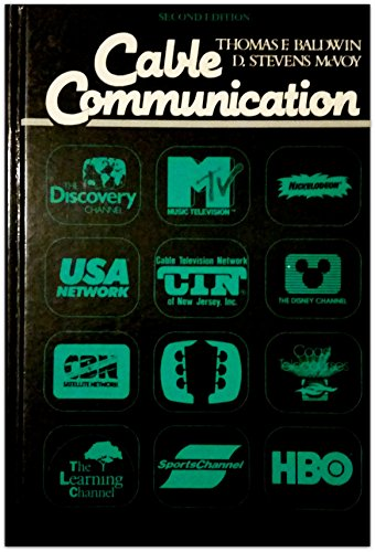9780131102637: Cable Communication