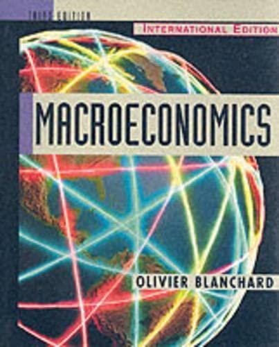 9780131103016: Macroeconomics (Prentice Hall series in economics)