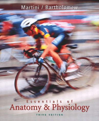 9780131103122: Essentials of Anatomy and Physiology (International Edition)