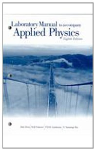 9780131103535: Applied Physics: Lab Manual