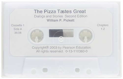 9780131103603: Pizza Tastes Great, The, Dialogs and Stories Audio Program
