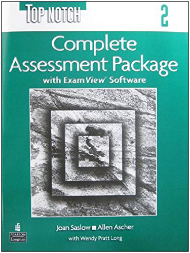 9780131104983: Top Notch Complete Assessment Package (w/ CD and ExamView)