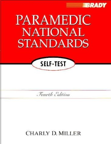 9780131105003: Paramedic National Standards Self Test (4th Edition) (EMT National Standard Self-Test Review)