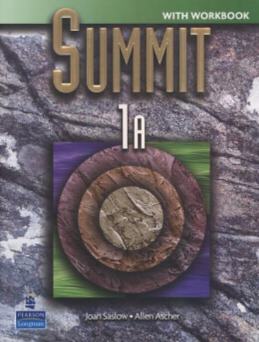 9780131106260: Summit 1 Split A with Workbook (Top Notch)