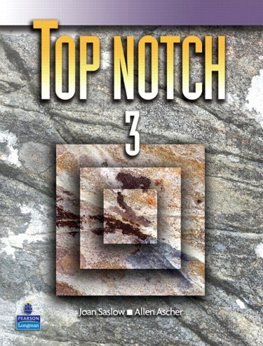 9780131106345: Top Notch 3: International English for Today's World Level 3