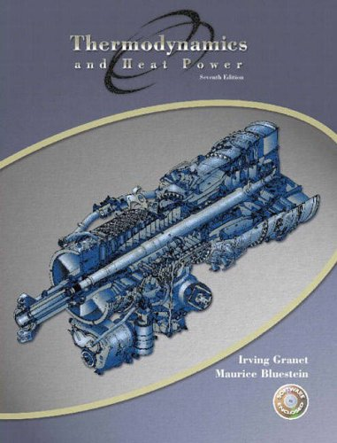 9780131106727: Thermodynamics and Heat Power (7th Edition)