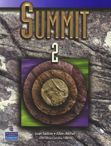 9780131106970: Summit 2: English for Today's World (Student Book with Audio CD)