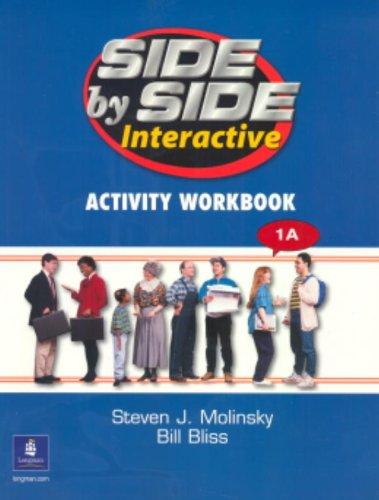 9780131107618: Side by Side Interactive: Activity Workbook 1A, Level 1