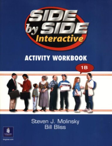 9780131107625: Side by Side Interactive: Activity Workbook 1B, Level 1
