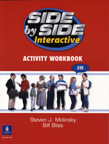 9780131107649: Side by Side Interactive Activity Workbook B Level 2